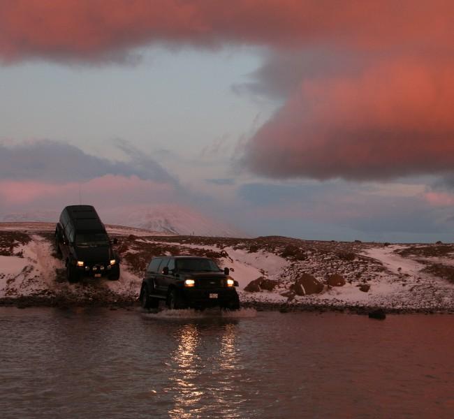 Island Jeep Ausflug 1