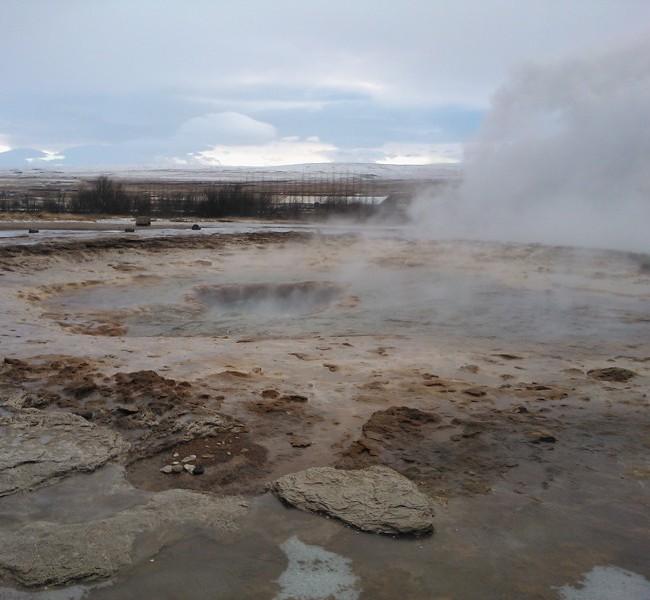 Island Sehenswürdigkeit