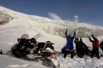 Island  Snowmobile